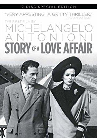 Lucia Bose & Massimo Girotti & Michelangelo Antonioni-Story of a Love Affair