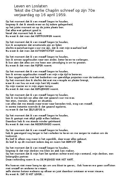 Citaten Nelson Mandela Engels : Charlie chaplin leven en loslaten zinnige zinnen