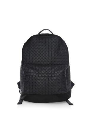 707fb4d21ce7 BAO BAO ISSEY MIYAKE Geometric Daypack Backpack.  baobaoisseymiyake  bags   polyester  nylon  backpacks