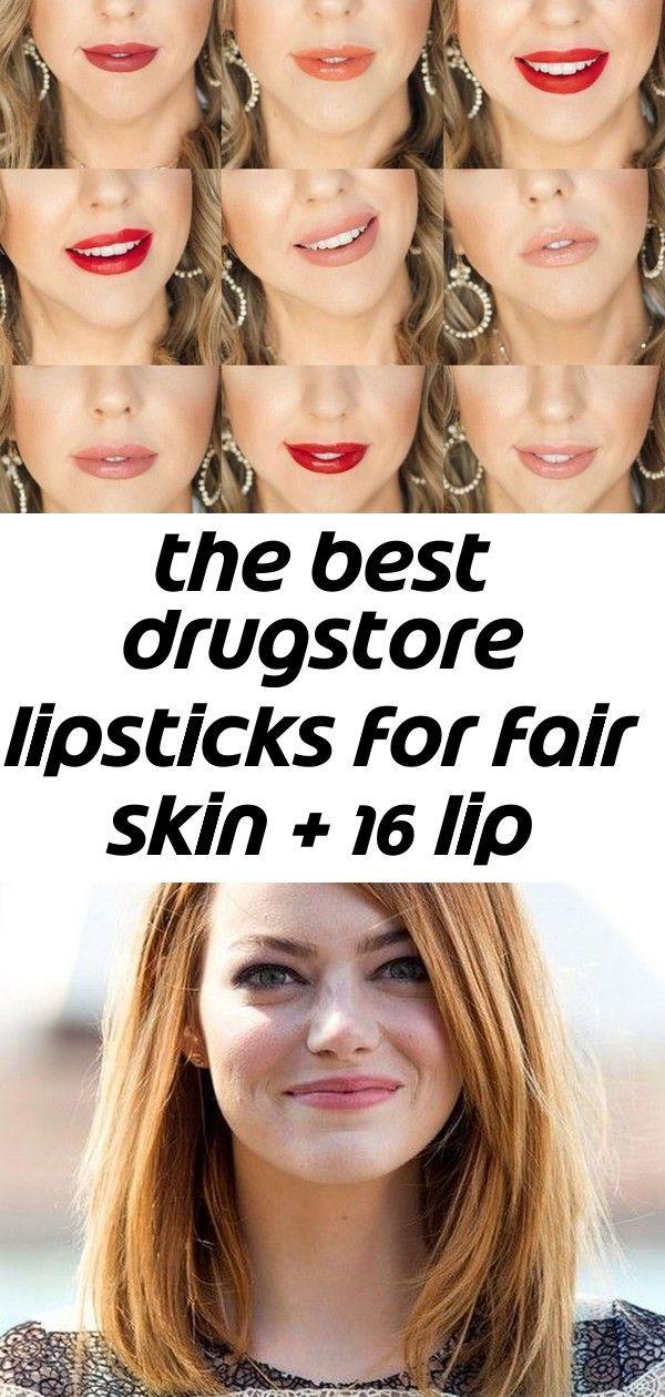 The best drugstore lipsticks for fair skin   16 lip swatches 6        The best drugstore lipsticks