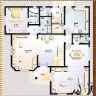 صور تصاميم فلل Architectural House Plans Luxury House Plans Dream House Plans