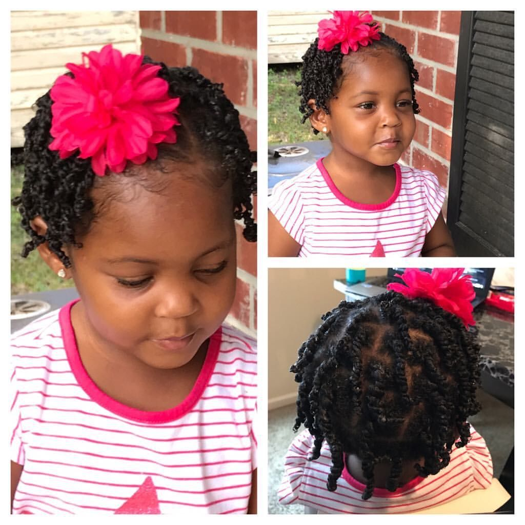 Toddler Two Strand Twist Natural Hair Styles Kids Hairstyles Twist Hairstyles