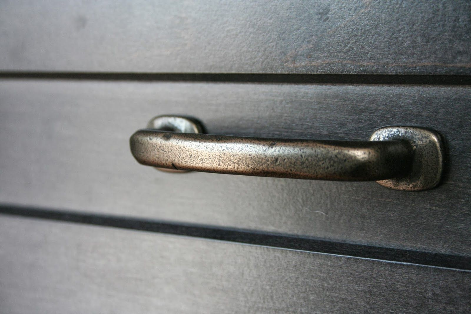 Awesome Distressed Pewter Cabinet Pulls