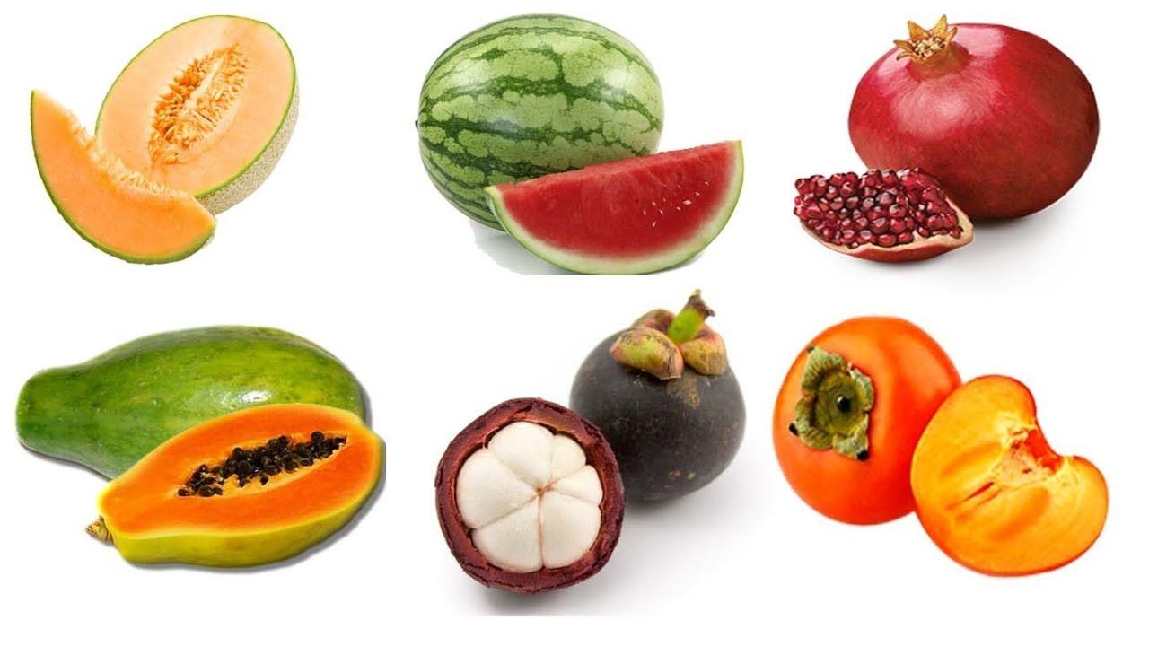 Learn Names Of Fruits And Vegetables In English English Vocabulary
