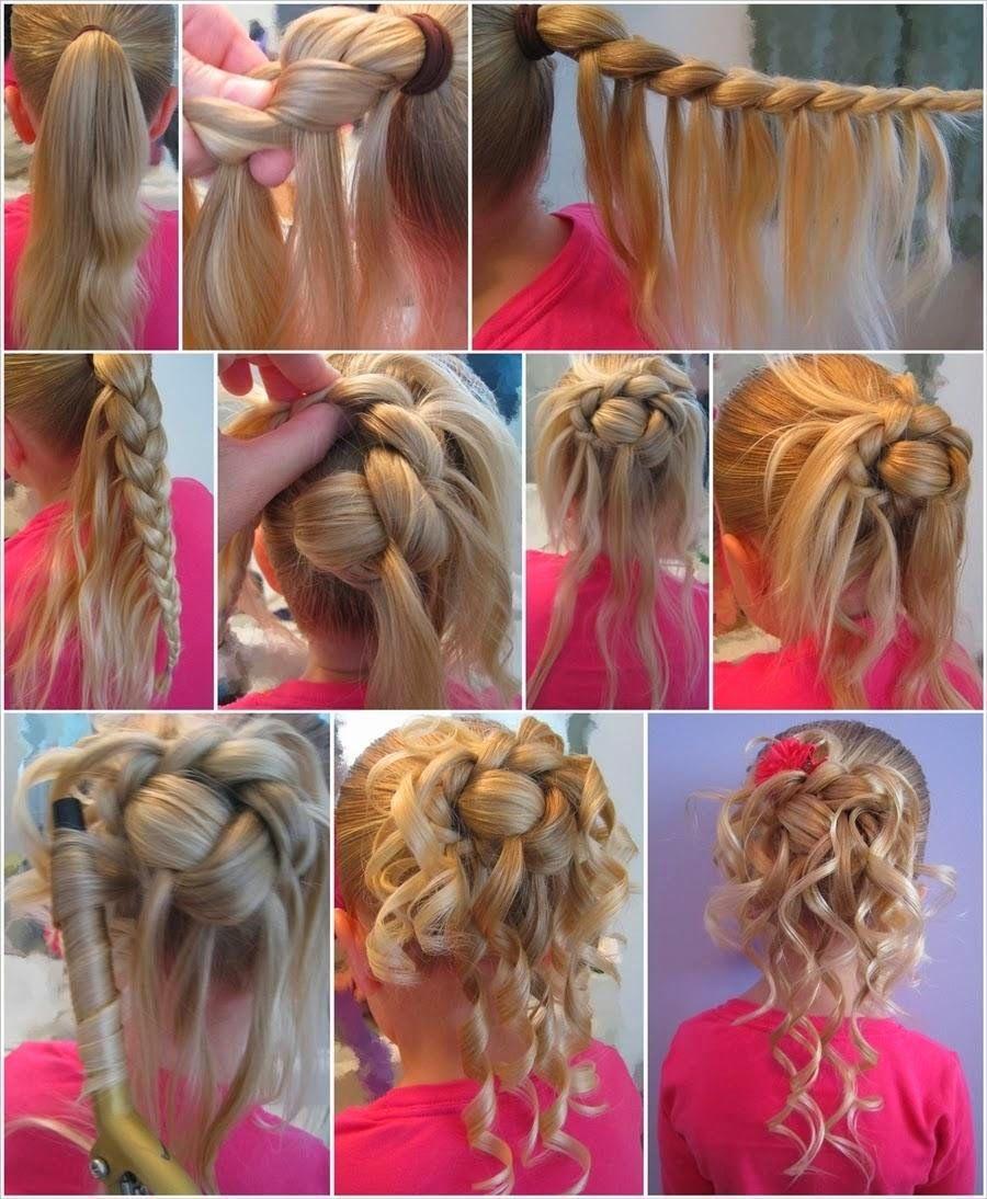 Sac Modelleri Ve Yapimi Hair Styles Kiz Sac Modelleri Sac