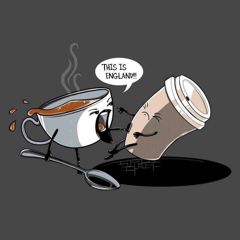 Кофеманы картинки приколы