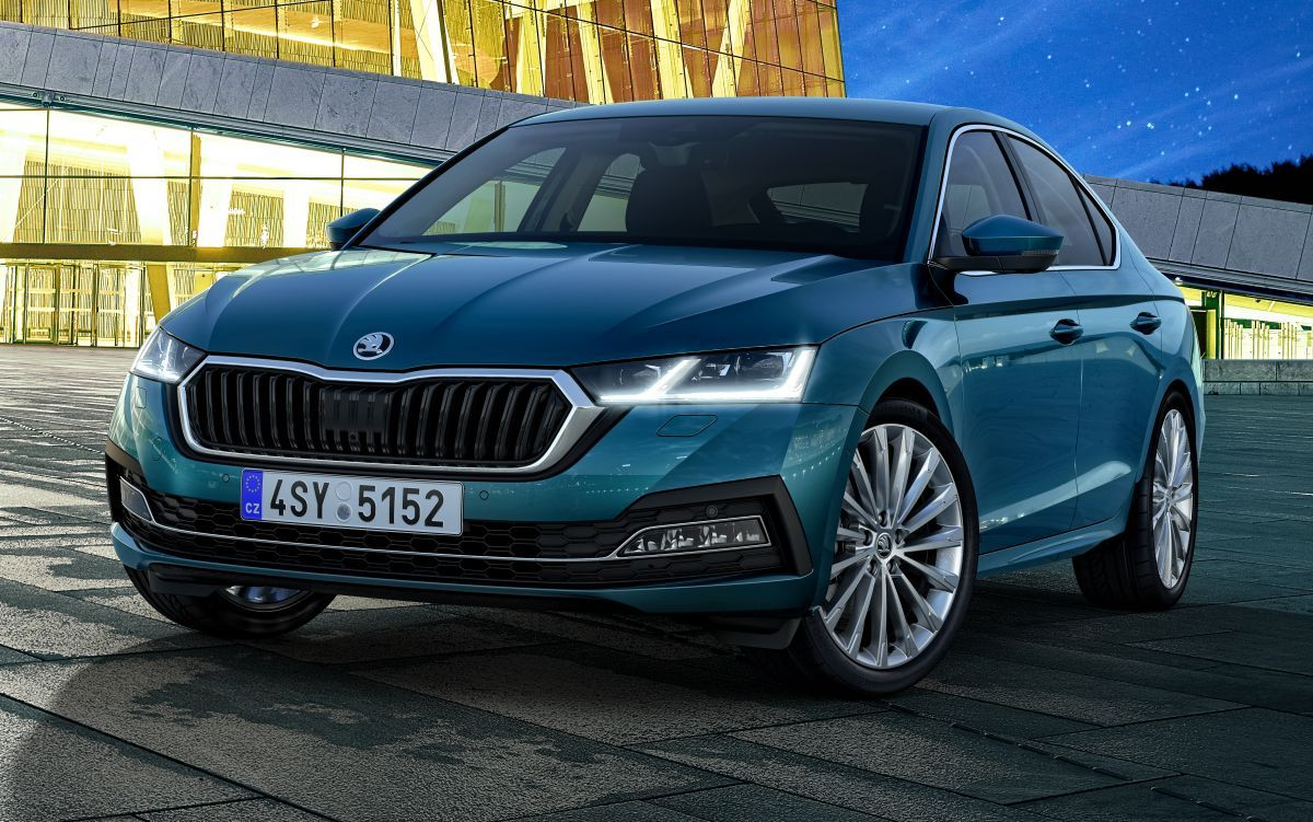 Skoda Will Unveil The All New Octavia Vrs At This Year S Geneva