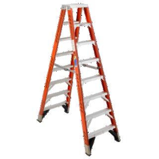 8 Werner Ladder Step Ladders Ladder Wooden Steps