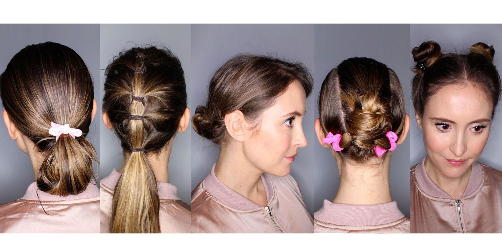 Quick convenient and cute af hairstyles quick pinterest hair