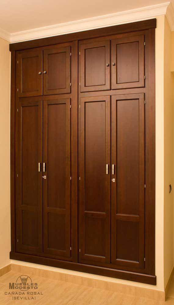 Armario empotrado abatible altillo independiente arrugas - Puertas armario abatibles ...