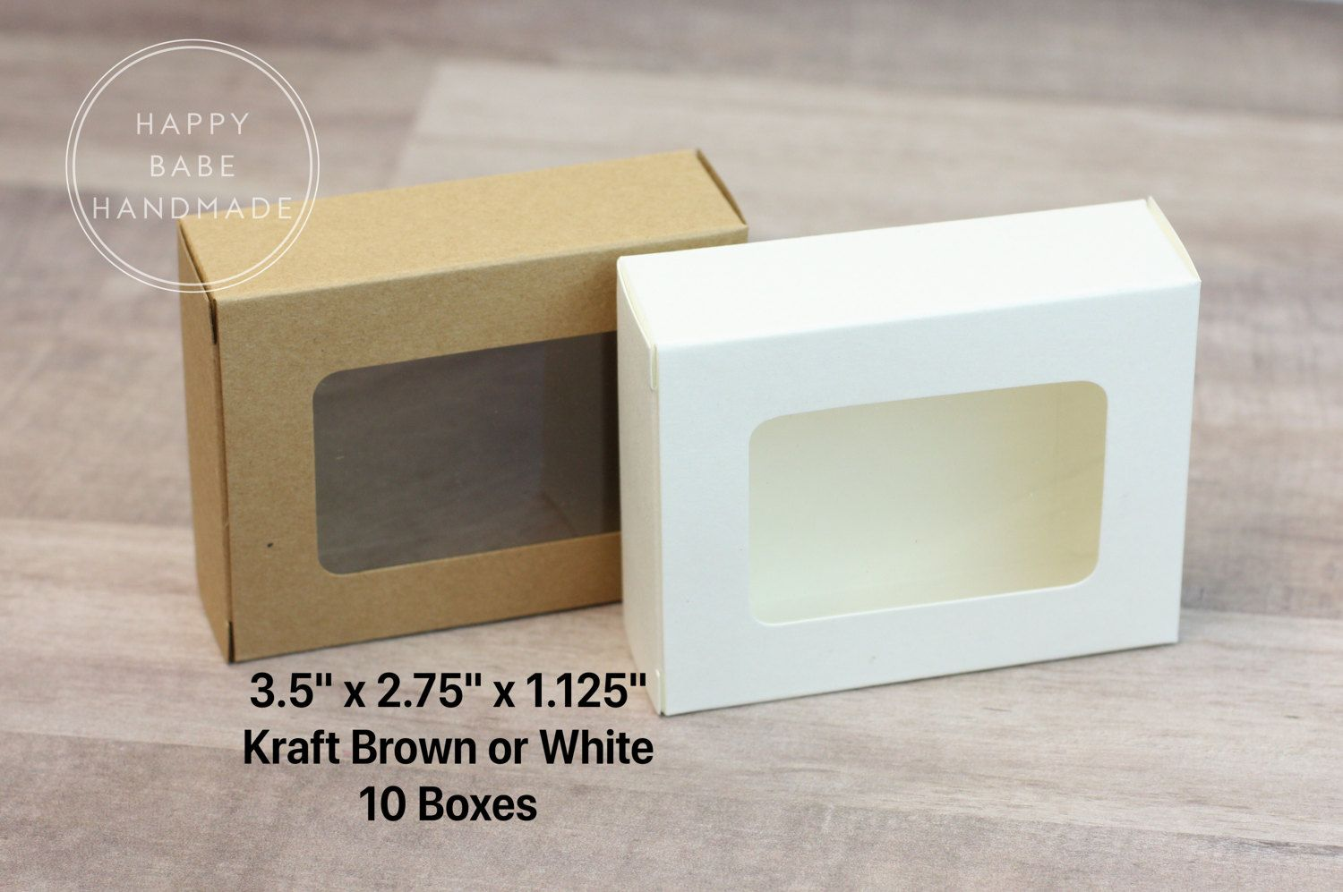 Soap Box 10 Boxes 3 5x2 75x1 125 Display Boxes Product Boxes Kraft Or White Soap Packagin Handmade Soap Packaging Soap Packaging Wedding Gifts Packaging