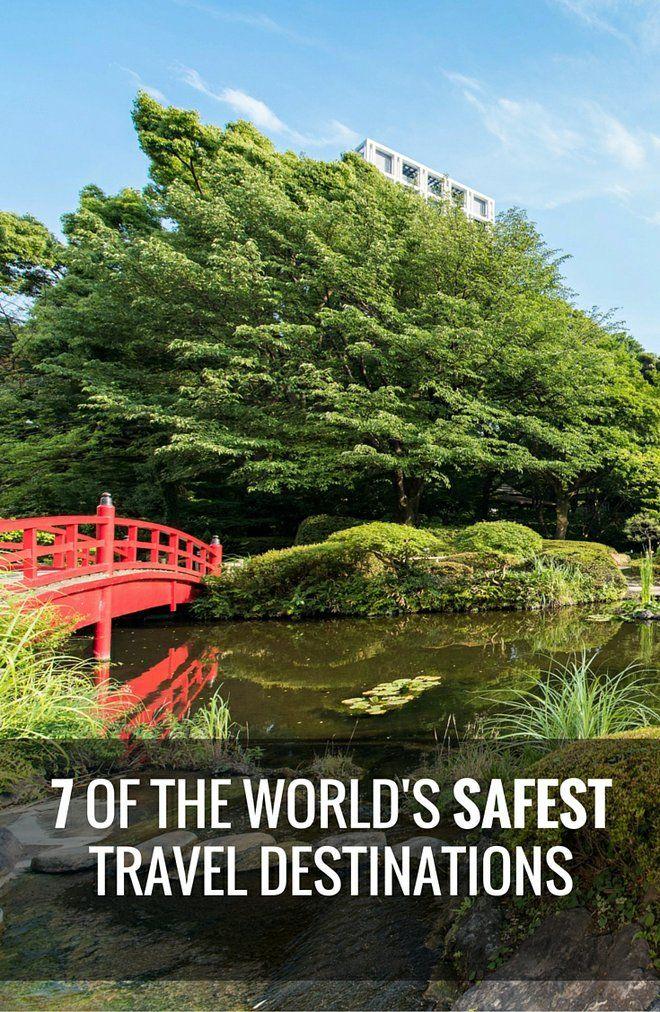 7 Of The World S Safest Travel Destinations Right Now Oyster Com Safe Travel Destinations Travel Travel Spot