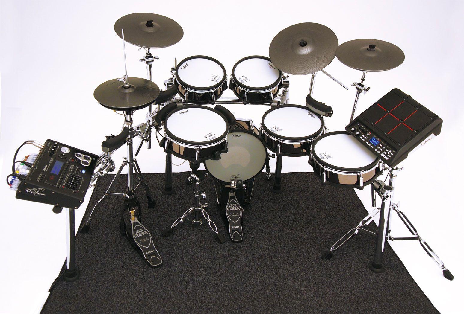Roland V Drums Td 30kv Spd Sx Bt 1 With Images Roland