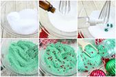 Make Some Easy Grinch Bath Salts and WOW Them Alldesign