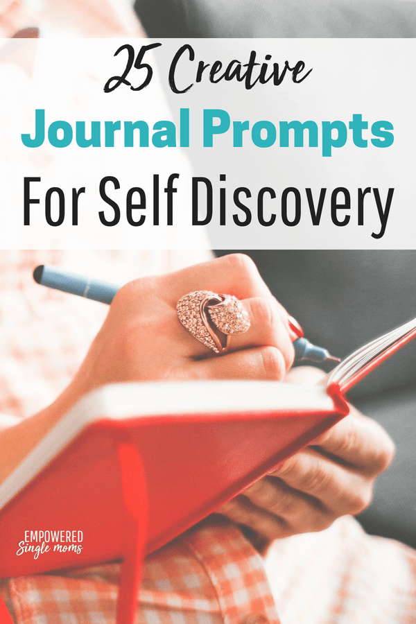 These journal prompts for adults and teens will guide you on your path to self d...
