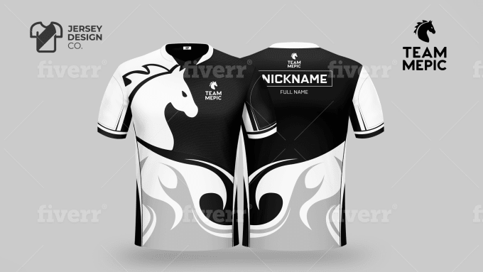 Download Inkfrag I Will Design A Esports Jersey For Your Gaming Organisation For 10 On Fiverr Com In 2020 Jersey Design Jersey Esports