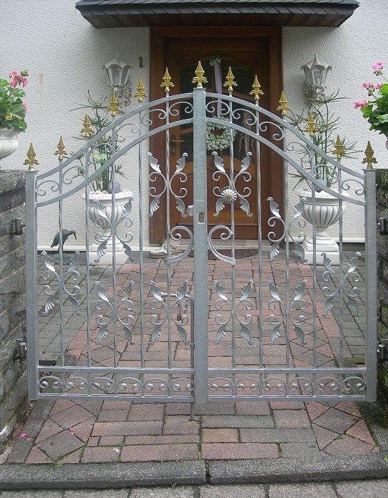 Zäune, Tore \ Treppengeländer - Luxus-Pavillons Gitter