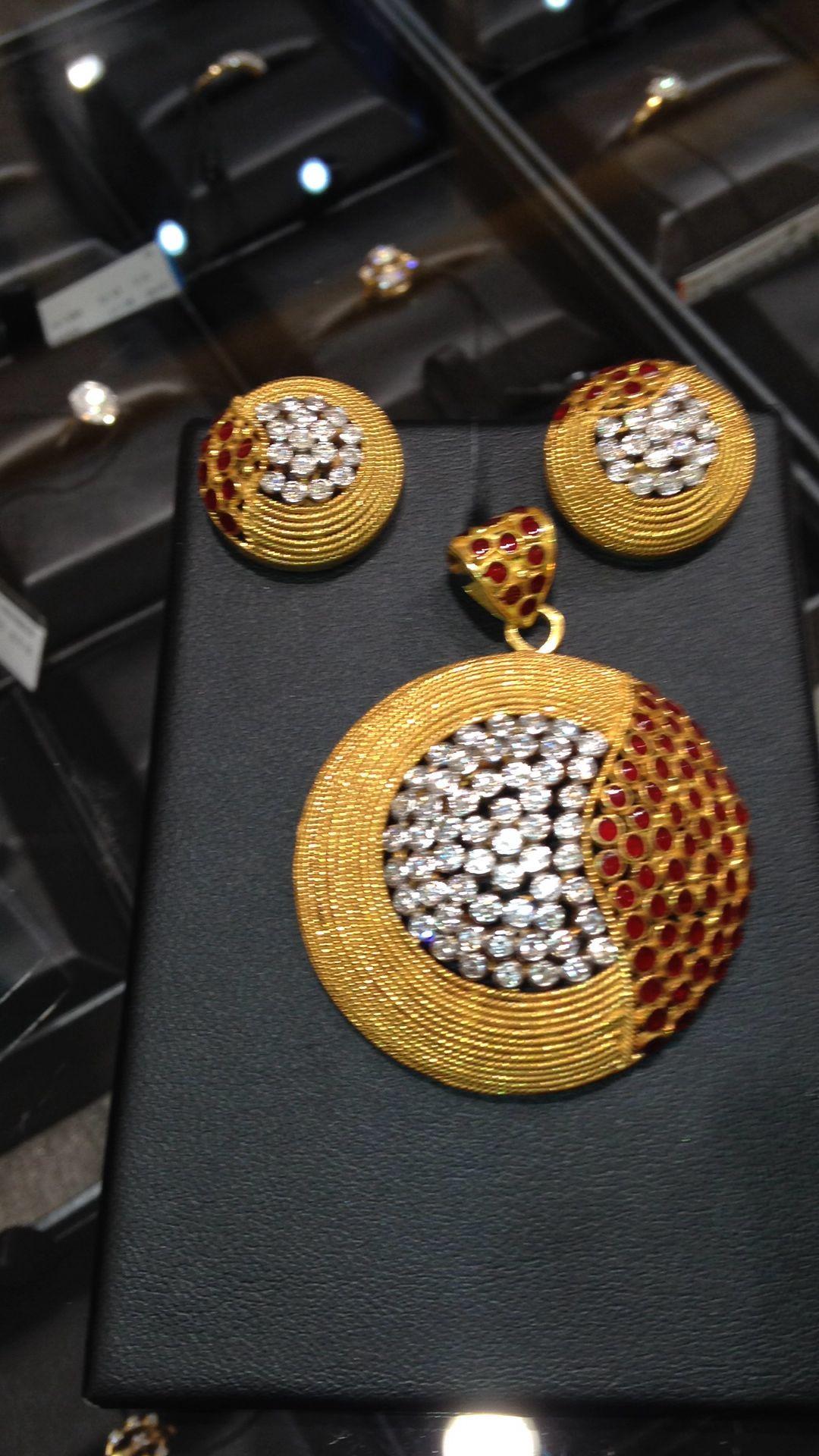 Tanishq diamond cut u gems jewellery pinterest gems jewelry