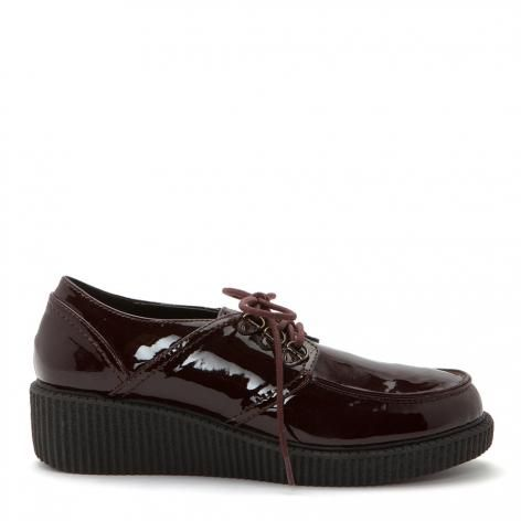 ae0c8c509ffd7f Collection Texto, Le creepers vernis | FASHION - Women | Chaussures ...