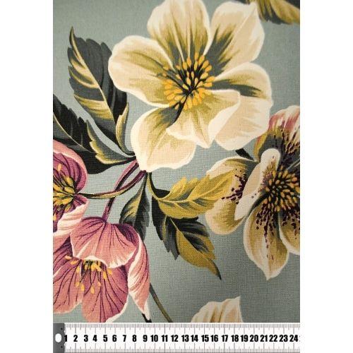 Tecido Karsten Aer Violeta para Decoração Ref 46020