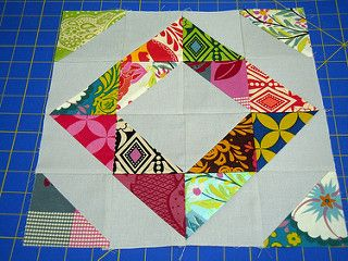 Twice Around the Block VQB block for Kelly | Flickr - Photo Sharing!