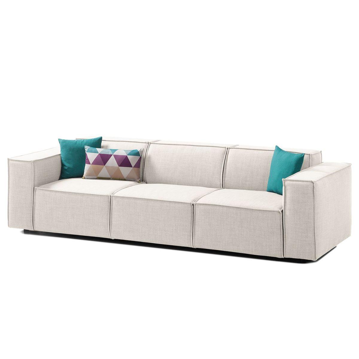 Sofa Kinx (3-Sitzer) Webstoff Jetzt bestellen unter: https ...