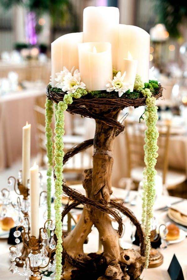20 Stunning Tablescape Ideas For A Boho Wedding Wedding Venue