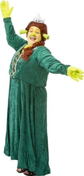 Rental Costumes for Shrek the Musical - Princess Fiona as Ogre  sc 1 st  Pinterest & Rental Costumes for Shrek the Musical - Princess Fiona as Ogre ...