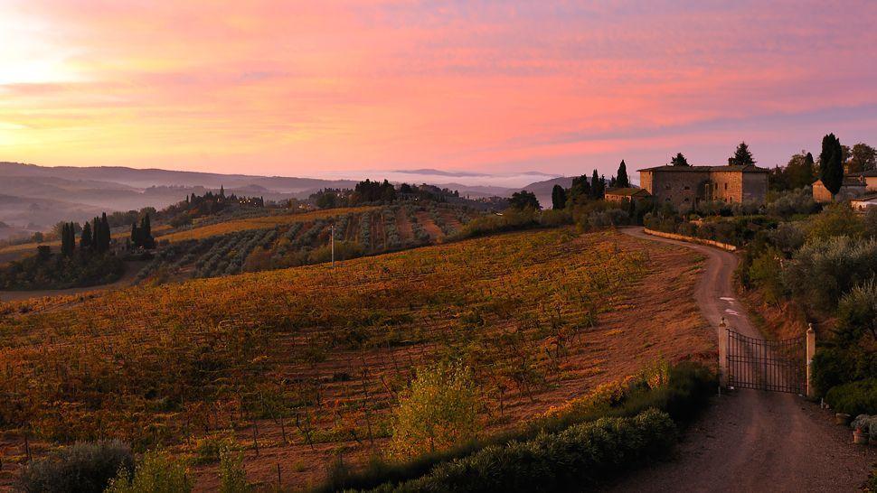Castello del Nero - Chianti, Tuscany, Italy - 5 Star Luxury Hotel & Spa
