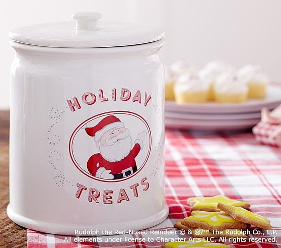 Holiday Treats Red Nosed Reindeer Rudolph The Red