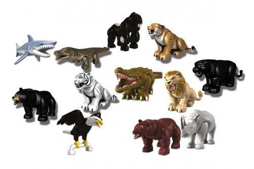Animales en acción. Pack con escorpión. #Famoclick #Monsters #Zombies #toys #juguetes #ToyStore