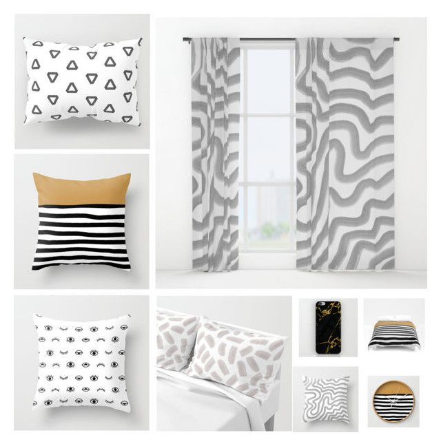 """""""patterns"""" by zpeale ❤ liked on Polyvore featuring interior, interiors, interior design, home, home decor and interior decorating"""