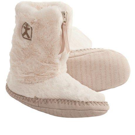 Bedroom Athletics Marilyn Boot Slippers