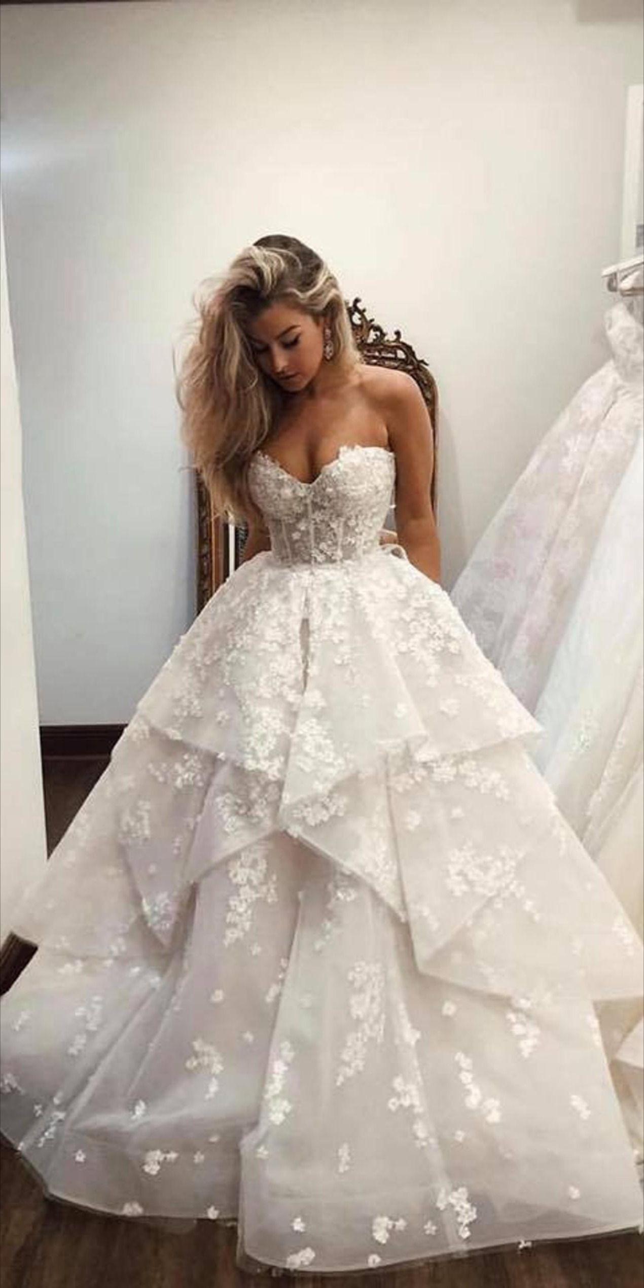 Pin On Wedding Dresses [ 2540 x 1270 Pixel ]