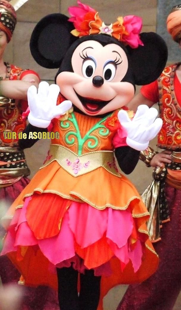 Minnie at Disney Sea
