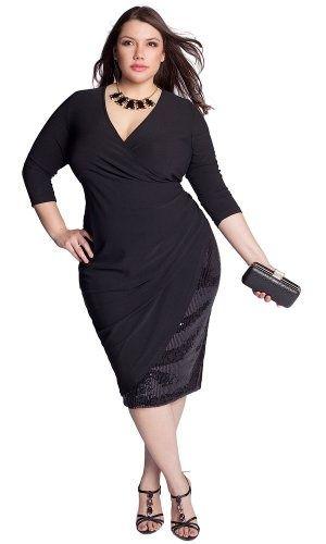 Plus Size After Five Dresses | IGIGI by Yuliya Raquel Plus ...