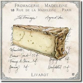 Fromages IV Art Print