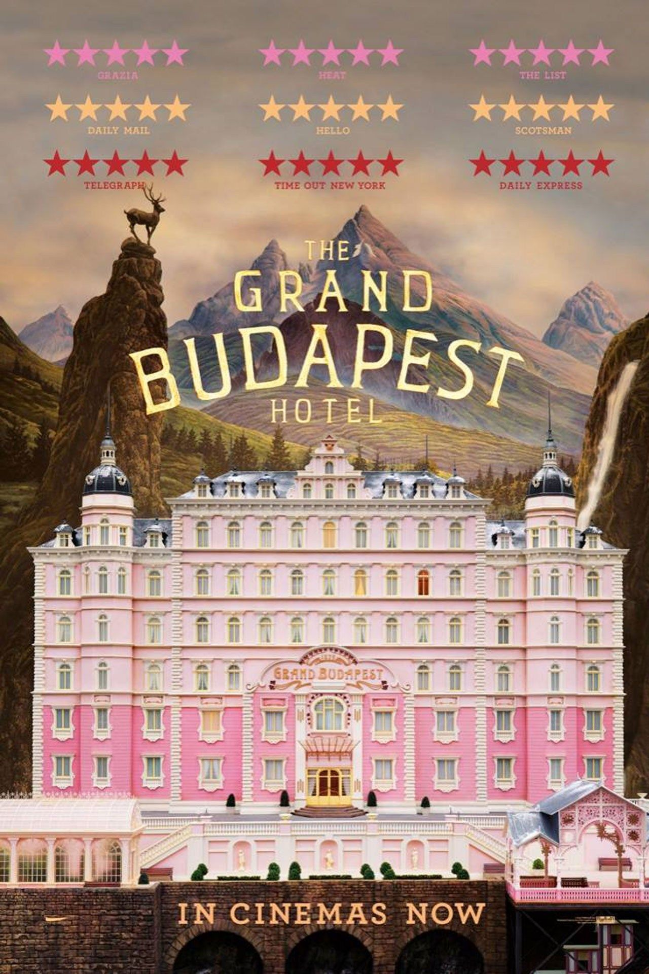 Grand Budapest Hotel Netflix