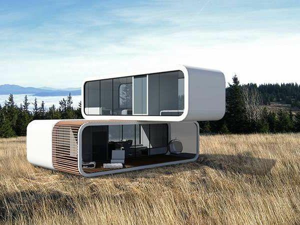preiswerte wiese minihuser modular konstruktion - Deckideen Fr Modulare Huser