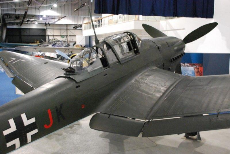 Junker 87 Stuka RAF Museum Londra Aereo, Battaglia, Londra