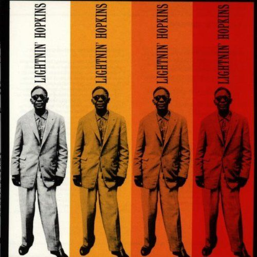 Originally Released As The Roots Of Lightnin Hopkins Folkways Was Released In January 16 1959 Design By Classic Album Covers Lightnin Hopkins Music Poster