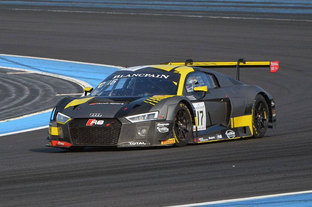 "Audi R8 LMS""Blancpain GT Series Endurance Cup - Circuit... -"