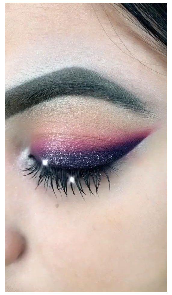 korean eye makeup bold Eye Makeup Hacks #korean #e