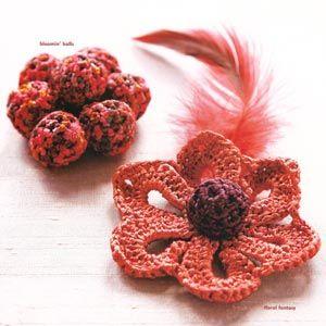 Crocheted Flowers - Nicky Epstein