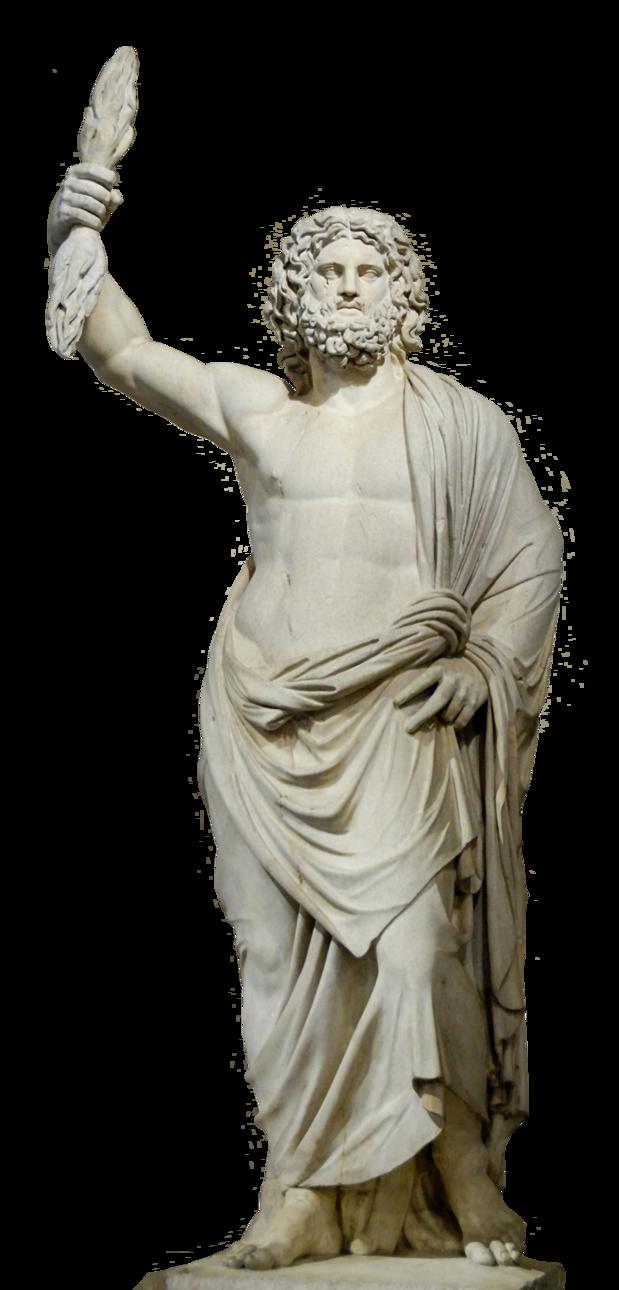Statue Zeus Stock Png By Shadow Of Nemo On Deviantart Zeus Statue Statue Zeus
