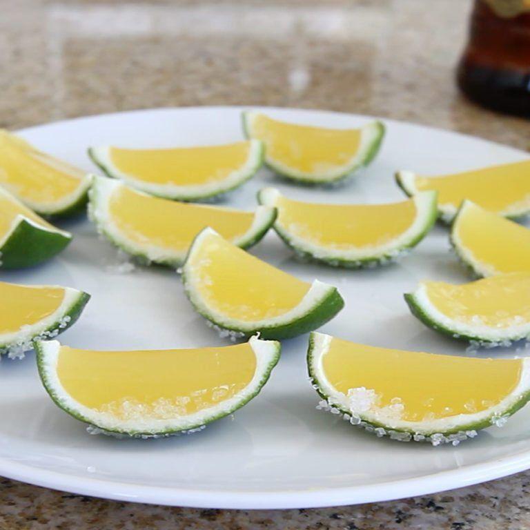 Cinco De Mayo Margarita Jello Shots