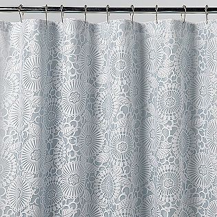 Allison Shower Curtain Home Solutions Sears 22 79 Blue Shower