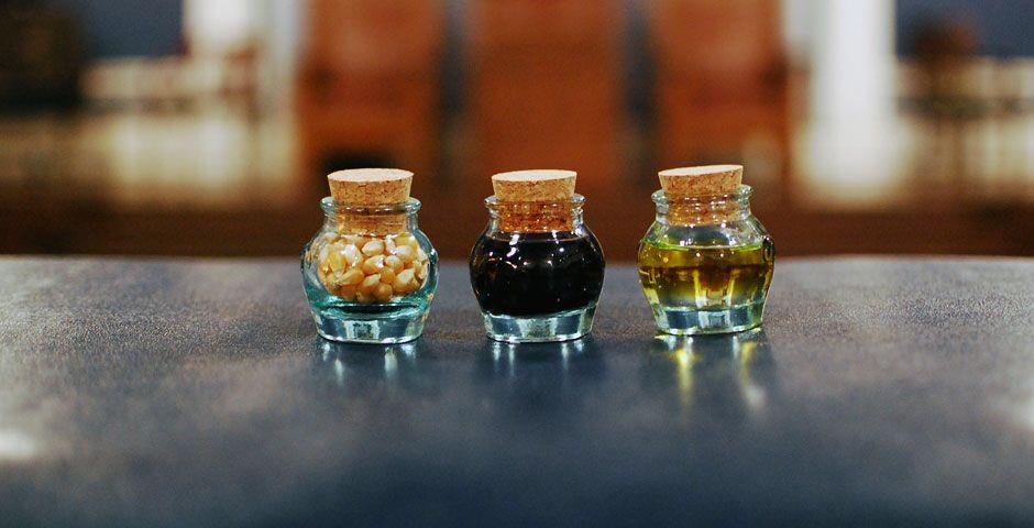 Freemasonry Wine Oil And Corn Corn Nourishment And Symbol Of