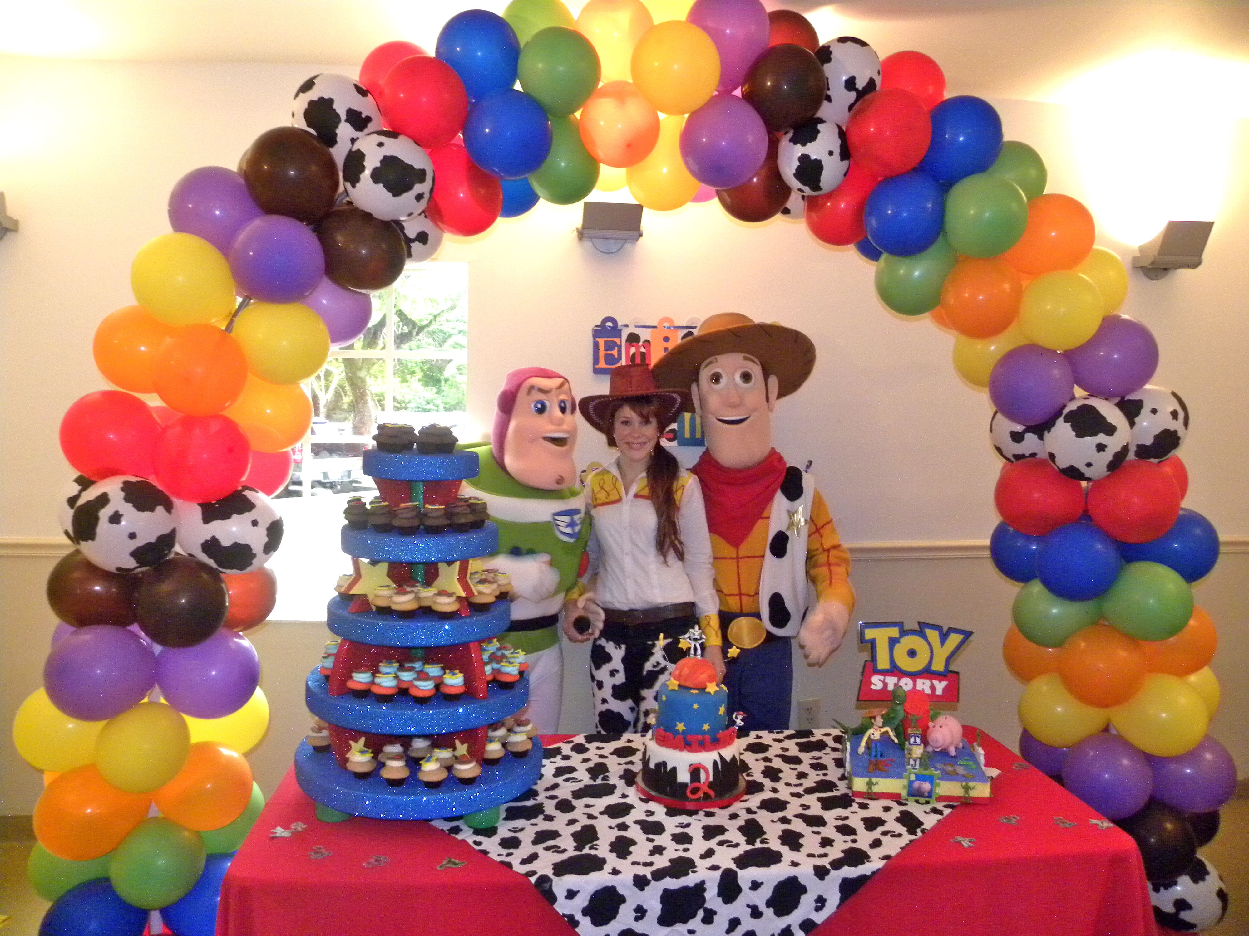woody toy story party theme kids parties toy story themed party miami party
