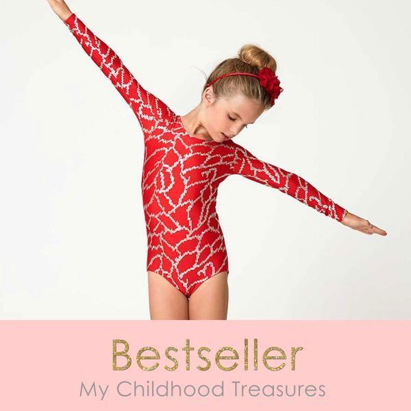 Leotard Patterns: EASY Leotard Patterns for Dance & Gymnastics